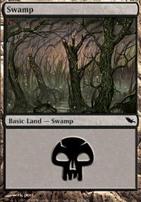 Swamp 3 - Shadowmoor