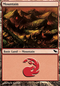 Mountain 1 - Shadowmoor