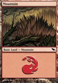Mountain 3 - Shadowmoor