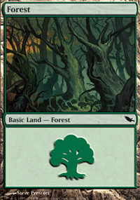 Forest 4 - Shadowmoor