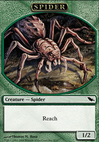 Spider - Shadowmoor