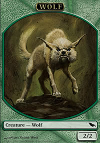 Wolf - Shadowmoor