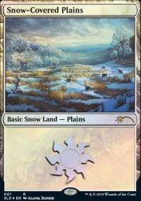 Snow-Covered Plains - Secret Lair