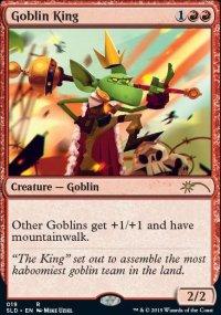 Goblin King - Secret Lair