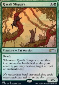 Qasali Slingers - Secret Lair