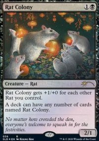 Rat Colony - Secret Lair