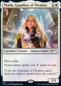 Thalia, Guardian of Thraben -