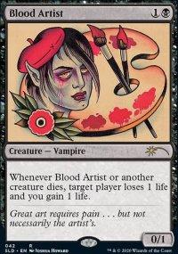 Blood Artist -