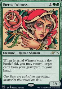 Eternal Witness - Secret Lair