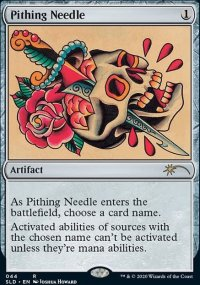 Pithing Needle - Secret Lair