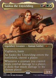 Saskia the Unyielding -