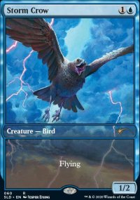 Storm Crow - Secret Lair