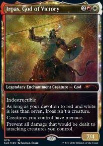 Iroas, God of Victory - Secret Lair