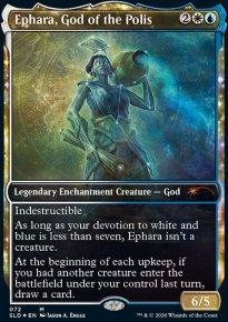 Ephara, God of the Polis - Secret Lair
