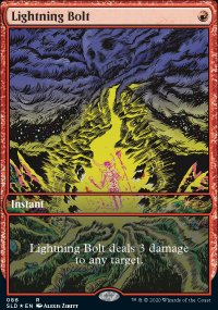 Lightning Bolt 4 - Secret Lair