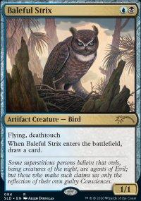 Baleful Strix -