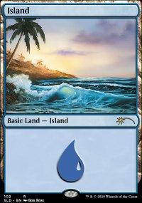 Island - Secret Lair