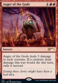 Anger of the Gods -