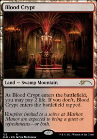 Blood Crypt - Secret Lair