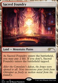 Sacred Foundry - Secret Lair