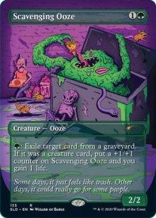 Scavenging Ooze - Secret Lair