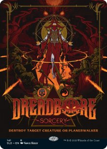 Dreadbore - Secret Lair