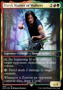 Daryl, Hunter of Walkers - Secret Lair