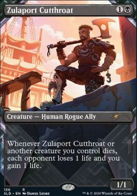 Zulaport Cutthroat - Secret Lair