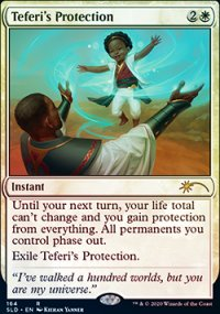 Teferi's Protection - Secret Lair