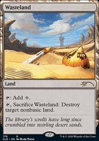 Wasteland - Secret Lair