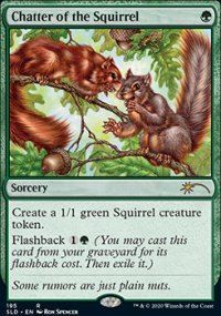 Chatter of the Squirrel - Secret Lair