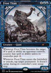 Frost Titan - Secret Lair