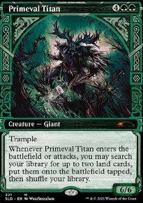 Primeval Titan - Secret Lair
