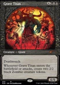 Grave Titan - Secret Lair