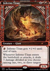 Inferno Titan - Secret Lair