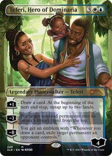 Teferi, Hero of Dominaria -