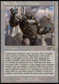 Karn, the Great Creator - Secret Lair