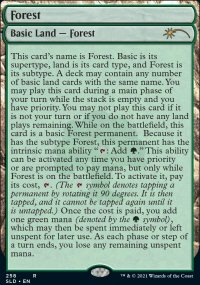 Forest - Secret Lair