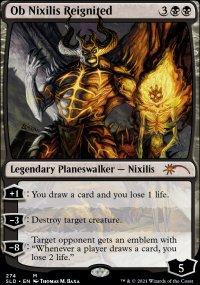 Ob Nixilis Reignited - Secret Lair