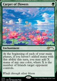 Carpet of Flowers - Secret Lair