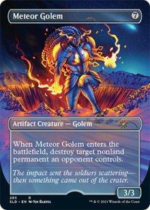 Meteor Golem -
