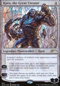 Karn, the Great Creator -