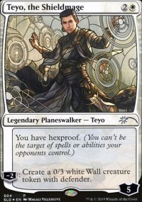 Teyo, the Shieldmage -