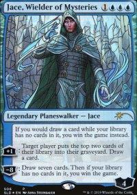 Jace, Wielder of Mysteries -