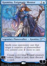 Kasmina, Enigmatic Mentor -