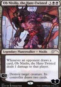 Ob Nixilis, the Hate-Twisted -