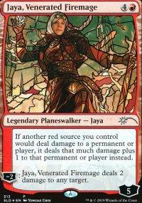 Jaya, Venerated Firemage -