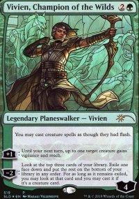 Vivien, Champion of the Wilds -