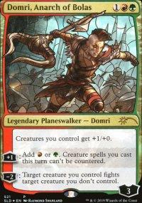 Domri, Anarch of Bolas -