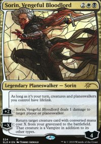 Sorin, Vengeful Bloodlord - Secret Lair